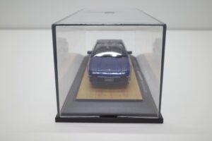 ミニカー tosa トサ 1-43 トヨタ MR2 AW11 MR-2 ブルー Blue 青 Super charger toyota (5)