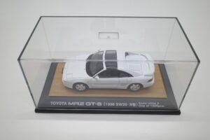 ミニカー tosa トサ 1-43 トヨタ MR2 GT-S SW20 IV型 1996 白 ホワイト toyota MR-2 (2)