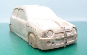 マニアモデルファイル 愛車 旧規格 HA21S-HB11S スズキ アルトワークス の自作 ミニカー 模型作り – 2020-12-前半の進歩状況- (3)_rs