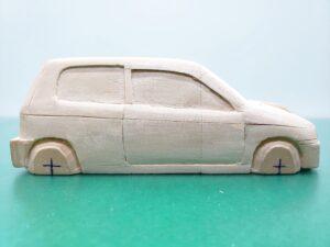 マニアモデルファイル 愛車 旧規格 HA21S-HB11S スズキ アルトワークス の自作 ミニカー 模型作り – 2020-12-前半の進歩状況- (4)_rs