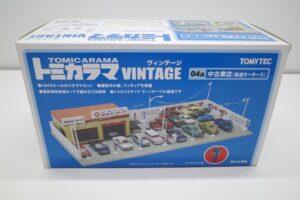 ミニカー 1-64 トミカラマ ヴィンテージ 04a 中古車店 ( 高速モータース) トミカリミテッド TLV (1)