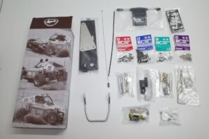 タミヤ 1-10 電動RC 復刻版 レーシング バギーチャンプ (2009) ラジコン Racing Buggy Champ-パ (10)