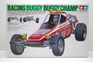 タミヤ 1-10 電動RC 復刻版 レーシング バギーチャンプ (2009) ラジコン Racing Buggy Champ- 箱- (1)