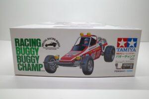 タミヤ 1-10 電動RC 復刻版 レーシング バギーチャンプ (2009) ラジコン Racing Buggy Champ- (64)