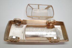 トヨタ クラウン 1800 GL CROWN toyota 卓上 レトロ シガレットケース煙草 タバコ 入れ (7)