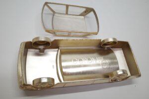 トヨタ コロナ 1800 GL CORONA toyota 卓上 レトロ シガレットケース 煙草 タバコ 入れ (14)