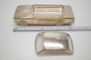 トヨタ コロナ 1800 GL CORONA toyota 卓上 レトロ シガレットケース 煙草 タバコ 入れ (3)