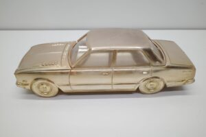 トヨタ コロナ 1800 GL CORONA toyota 卓上 レトロ シガレットケース 煙草 タバコ 入れ (8)