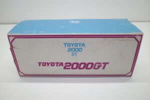 トヨタ Toyota 2000GT 卓上 レトロ シガレットケース煙草 タバコ 入れ- (3)