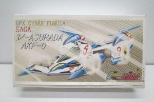 ホビーベース 烈風 1-24 ν- ニュー アスラーダ AKF-0 サイバーフォーミュラ SAGA- (1)
