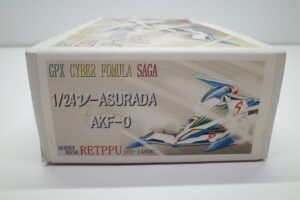 ホビーベース 烈風 1-24 ν- ニュー アスラーダ AKF-0 サイバーフォーミュラ SAGA- ( (3)