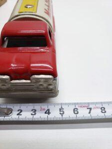 アサヒ玩具アサヒトーイ シボレー モービル ガス タンカー ATC-参考サイズ他- (9)