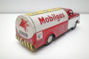 アサヒ トーイ 玩具 シボレー モービル ガス タンカー ATC ブリキ ミニカー- (13)