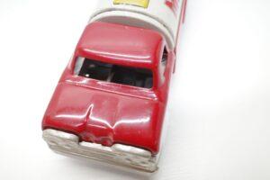 アサヒ トーイ 玩具 シボレー モービル ガス タンカー ATC ブリキ ミニカー- (18)
