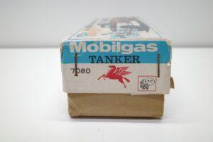 アサヒ トーイ 玩具 シボレー モービル ガス タンカー ATC ブリキ ミニカー- (3)
