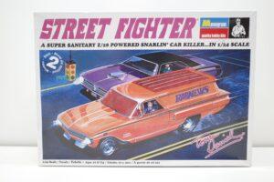 モノグラム 1-24 Street Fighter ストリートファイター- (1)