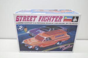 モノグラム 1-24 Street Fighter ストリートファイター- (2)