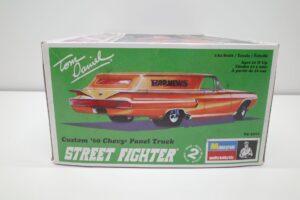 モノグラム 1-24 Street Fighter ストリートファイター- (3)
