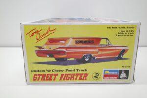 モノグラム 1-24 Street Fighter ストリートファイター- (4)