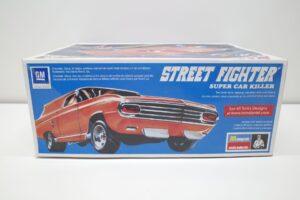 モノグラム 1-24 Street Fighter ストリートファイター- (6)