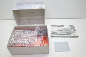 モノグラム 1-24 Street Fighter ストリートファイター- (9)