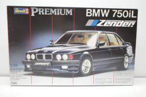 レベル Revell 1-24 BMW 750iL ツェンダー Zender プレミアム BMW PREMIUM 7181 (1)
