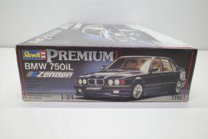 レベル Revell 1-24 BMW 750iL ツェンダー Zender プレミアム BMW PREMIUM 7181 (2)