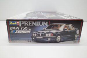 レベル Revell 1-24 BMW 750iL ツェンダー Zender プレミアム BMW PREMIUM 7181 (3)