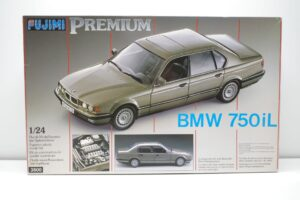 レベル Revell 1-24 BMW 750iL プレミアム BMW PREMIUM 3800- (1)