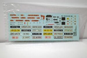 レベル Revell 1-24 BMW 750iL プレミアム BMW PREMIUM 3800- (10)