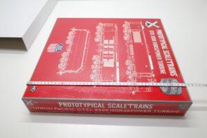 鉄道模型HOゲージ PROTOTYPICAL SCALETRAINS 3両セット Union Pac (36)
