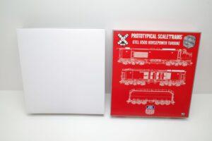 鉄道模型HOゲージ PROTOTYPICAL SCALETRAINS 3両セット Union Pac (6)