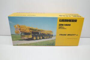 YCCモデル 1-50 LIEBHERR LTM 1400 Franz Bracht KG 仕様 リープヘル – (1)