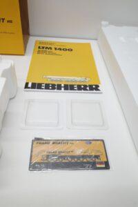 YCCモデル 1-50 LIEBHERR LTM 1400 Franz Bracht KG 仕様 リープヘル – (23)