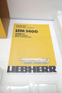 YCCモデル 1-50 LIEBHERR LTM 1400 Franz Bracht KG 仕様 リープヘル – (25)