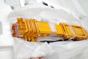 YCCモデル 1-50 LIEBHERR LTM 1400 Franz Bracht KG 仕様 リープヘル – (35)