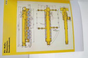 YCCモデル 1-50 LIEBHERR LTM 1400 Franz Bracht KG 仕様 リープヘル – (43)