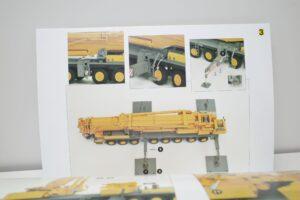 YCCモデル 1-50 LIEBHERR LTM 1400 Franz Bracht KG 仕様 リープヘル – (47)