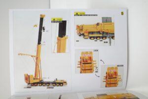 YCCモデル 1-50 LIEBHERR LTM 1400 Franz Bracht KG 仕様 リープヘル – (49)