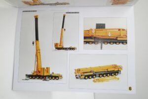 YCCモデル 1-50 LIEBHERR LTM 1400 Franz Bracht KG 仕様 リープヘル – (50)