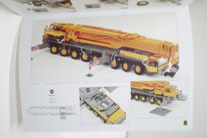 YCCモデル 1-50 LIEBHERR LTM 1400 Franz Bracht KG 仕様 リープヘル – (53)