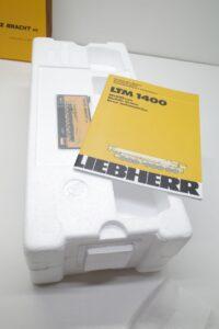 YCCモデル 1-50 LIEBHERR LTM 1400 Franz Bracht KG 仕様 リープヘル – (57)