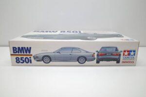 タミヤ レベル Revell 1-24 BMW 850i 絶版品 E31型 エンジン付 フルディスプレイモデル- (8)