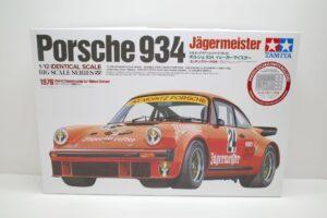 タミヤ 1-12 Porsche ポルシェ 934 イェーガーマイスター (エッチングパーツ付き)- (1 (45)