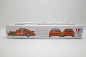 タミヤ 1-12 Porsche ポルシェ 934 イェーガーマイスター (エッチングパーツ付き)- (1 (5)
