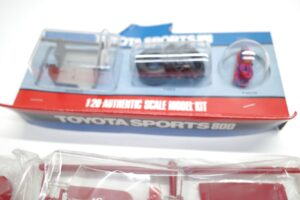 日東 NITTO ニットー 1-20 ヨタハチ トヨタ スポーツ 800 TOYOTA SPORTS 800- (22)