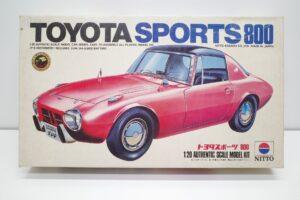 日東 NITTO ニットー 1-20 ヨタハチ トヨタ スポーツ 800 TOYOTA SPORTS 800- (25)