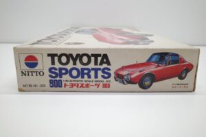 日東 NITTO ニットー 1-20 ヨタハチ トヨタ スポーツ 800 TOYOTA SPORTS 800- (26)