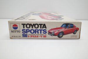 日東 NITTO ニットー 1-20 ヨタハチ トヨタ スポーツ 800 TOYOTA SPORTS 800- (29)