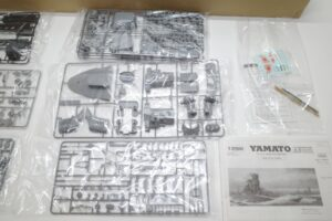 ARII アリイ 1-250 日本海軍 戦艦 大和 フルディスプレイモデル- (32)